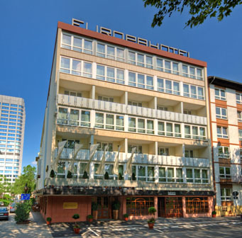 advena Europa Hotel Mainz